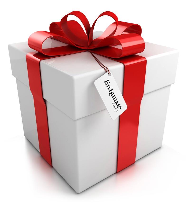 enigmaroom regalo